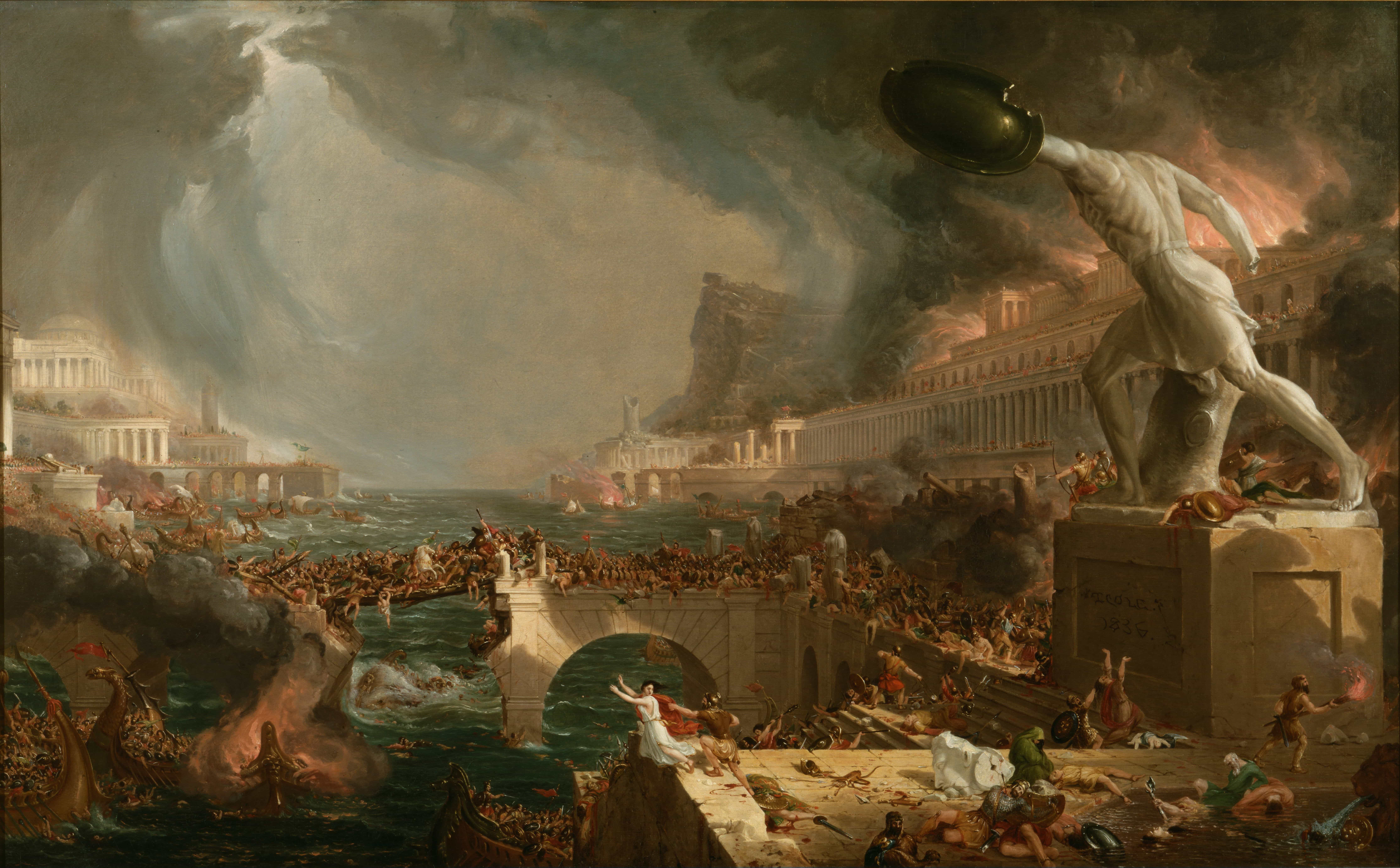 Fall-of-Rome-Course-of-Empire