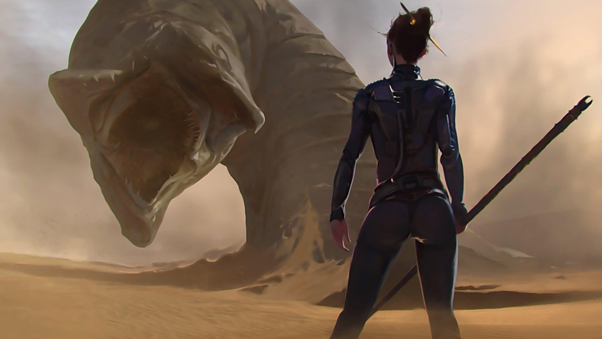 Dune-Stillsuit