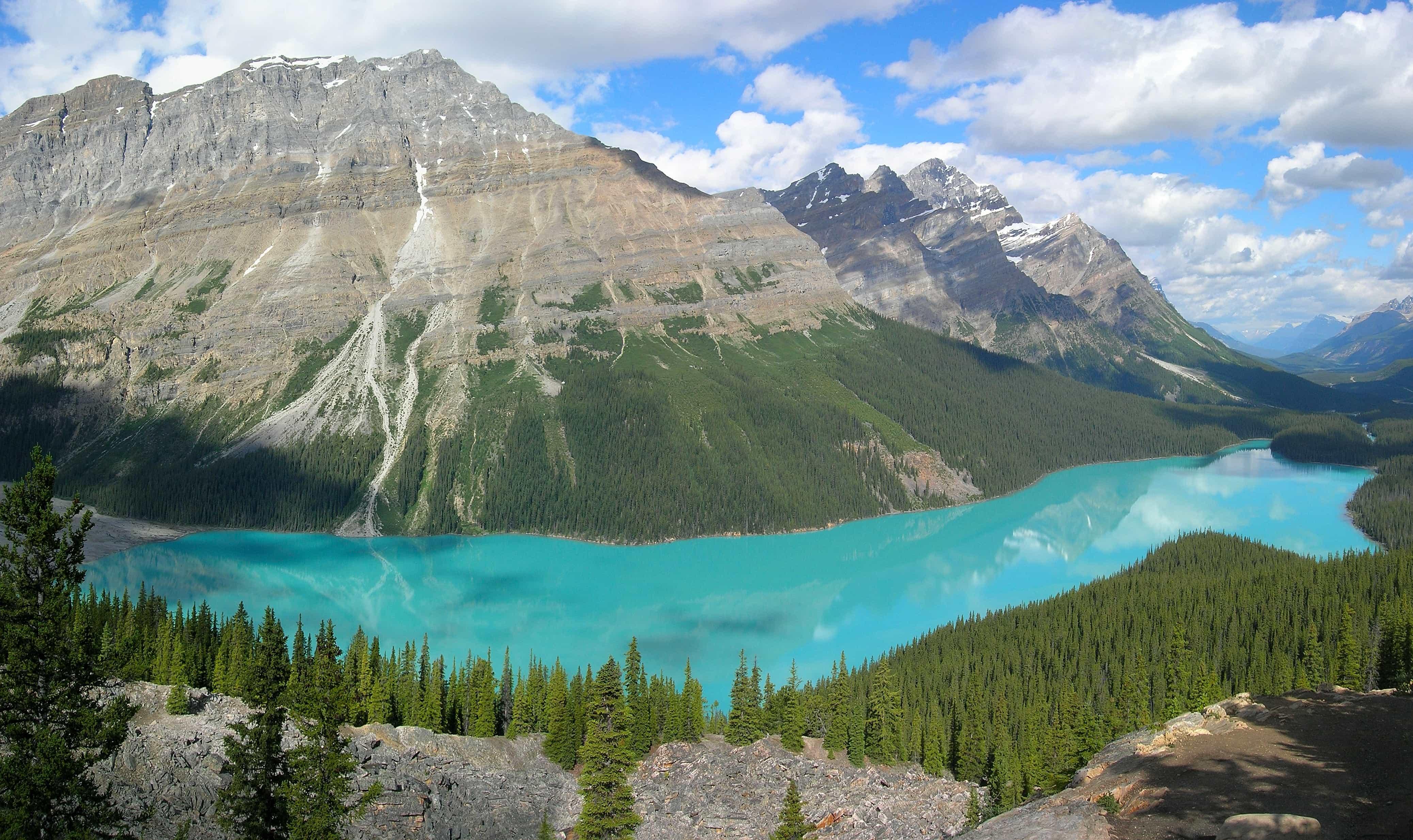 Canadian-National-Parks-Peyto-Lake