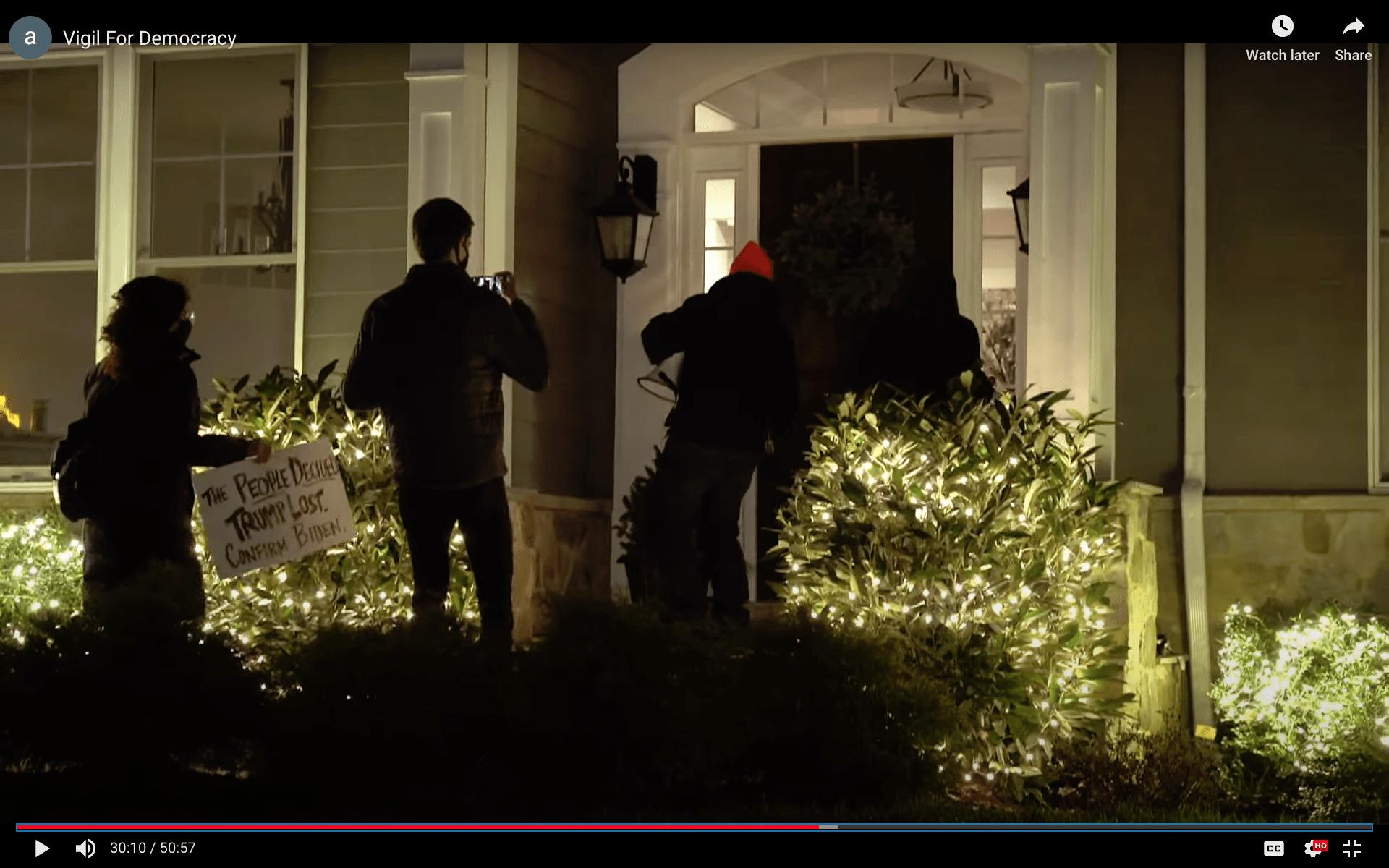 Nightime-Assault-on-US-Senator-Hawley-house