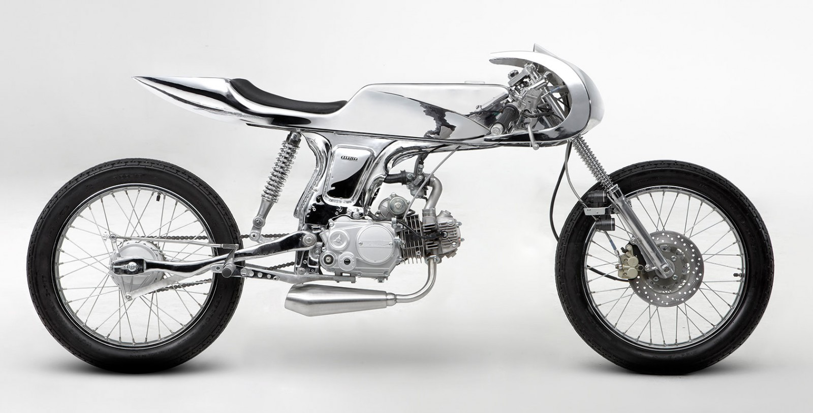 Chinese-made Ava motorcycle by Bandit9 does not look like innovation is dead in China