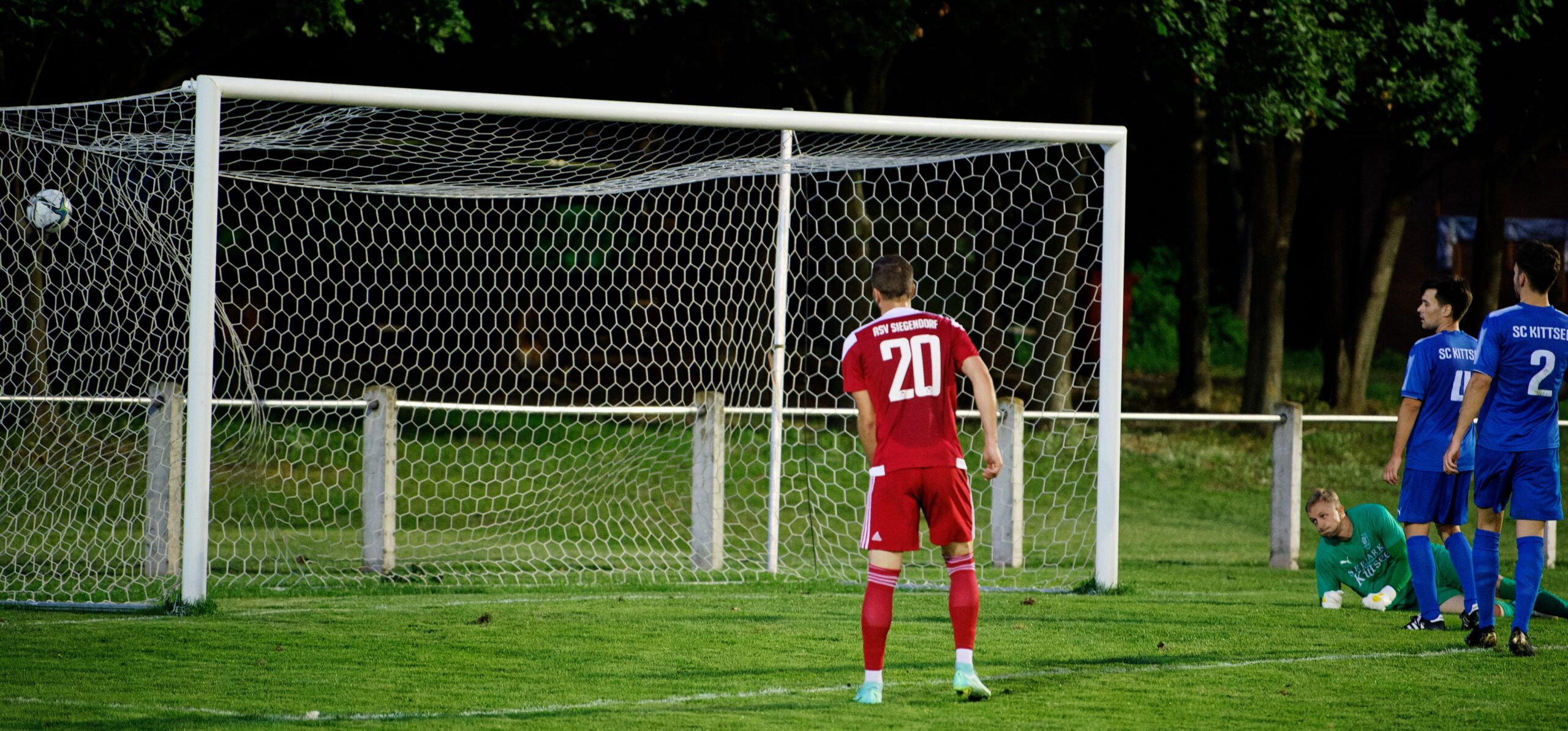 Stanic goal