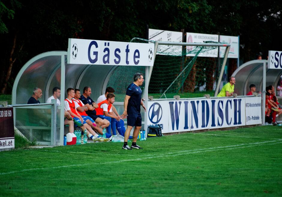 Andau coach Christian Bauer