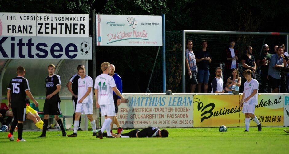 Dietmann injured, no penalty