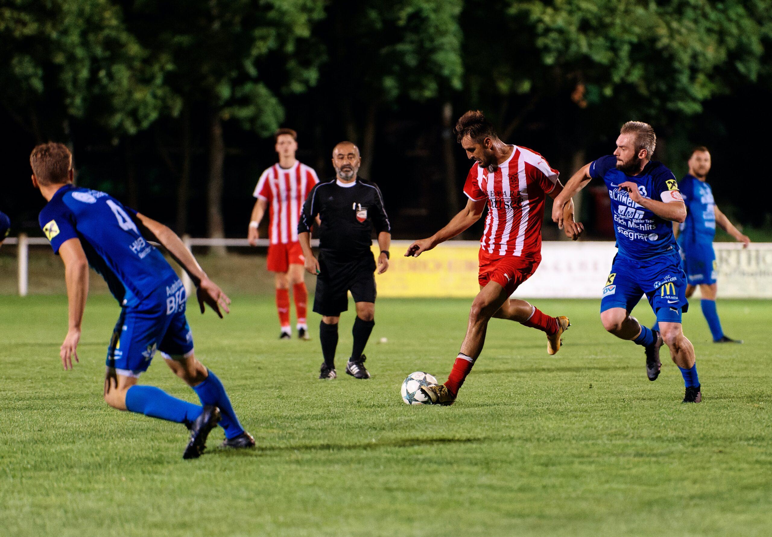 Jarolsav Machovec on the move