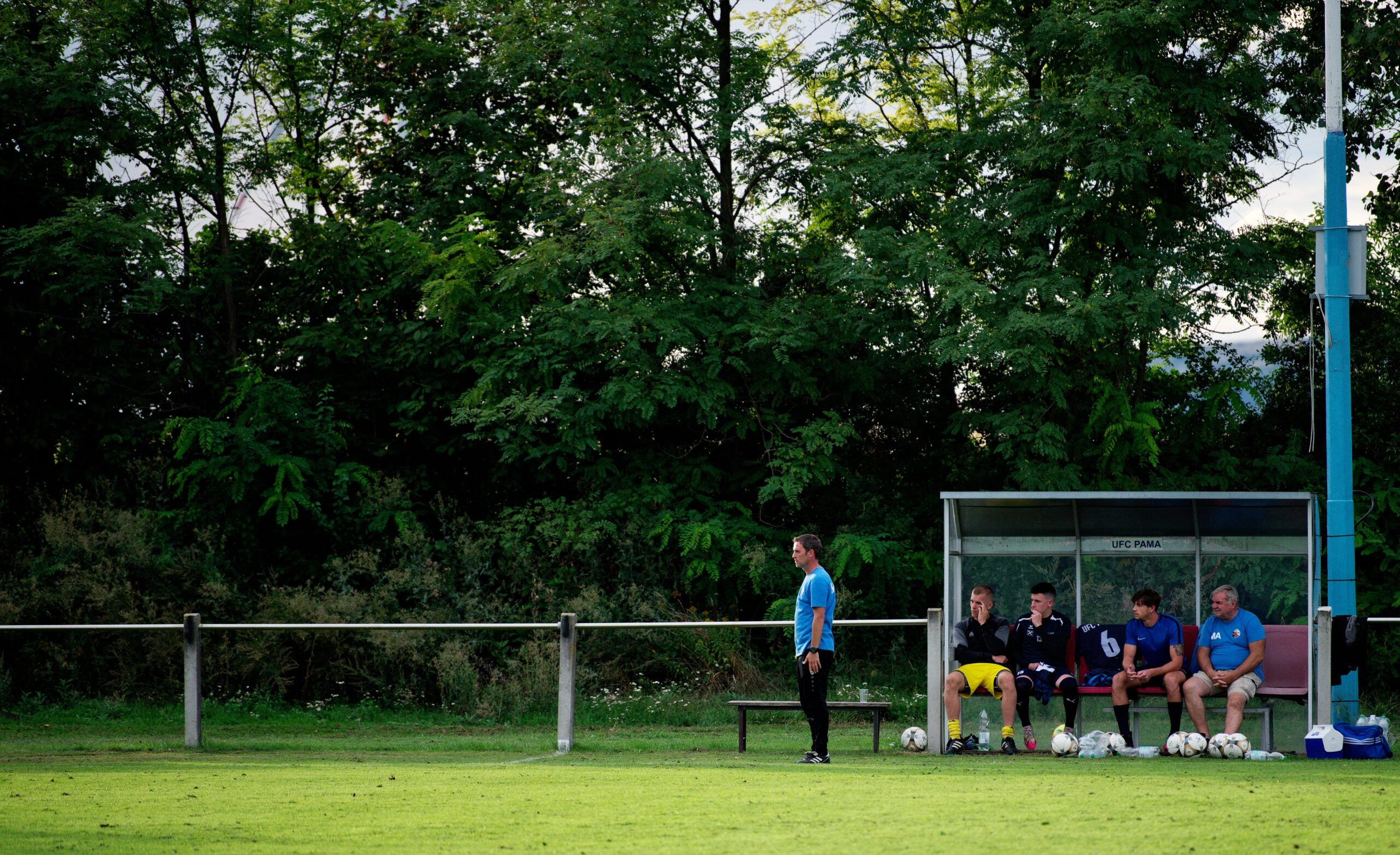 Coach's tension