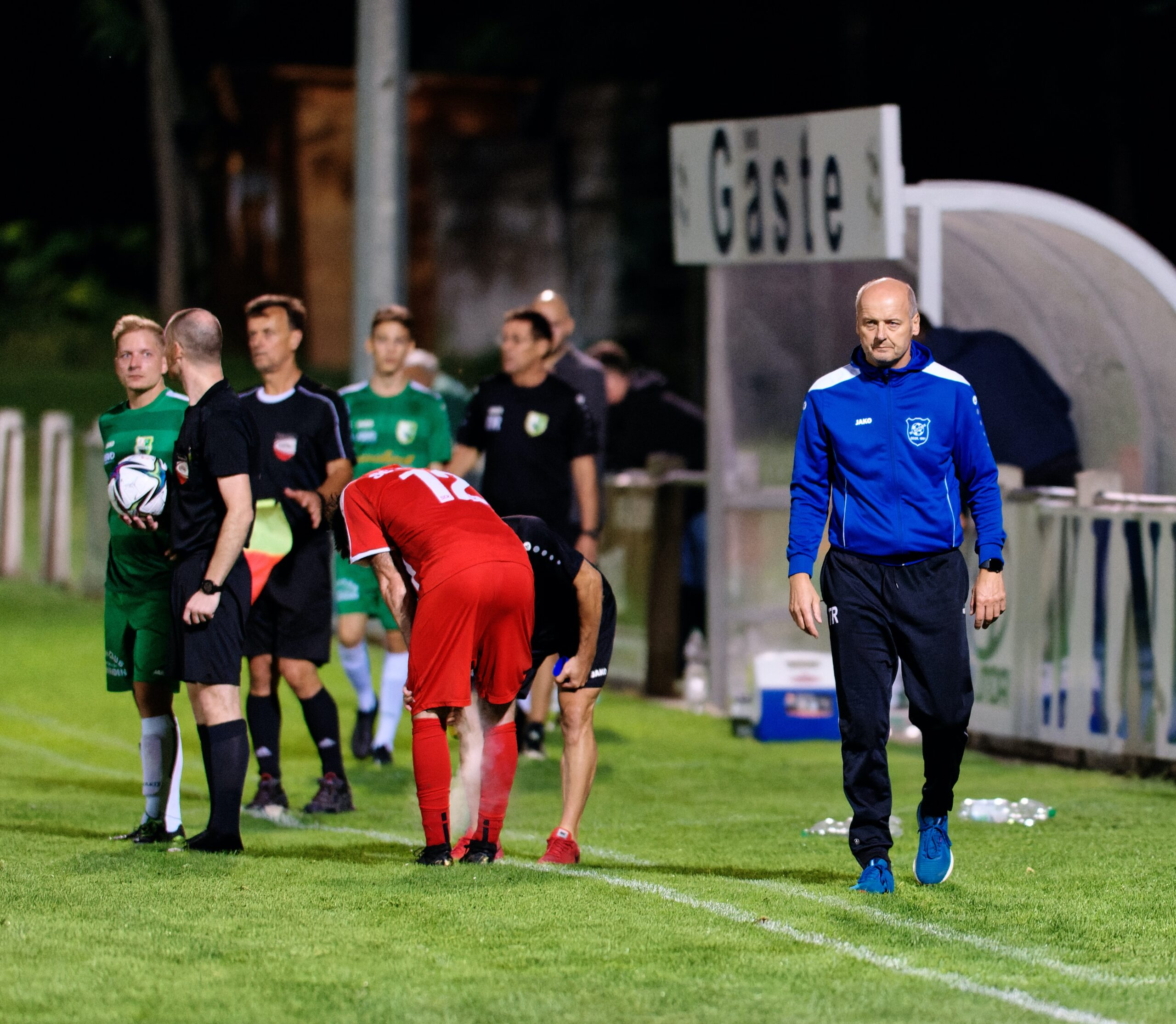 Erwin Raihofer considers substitution