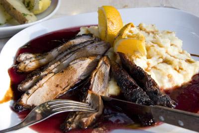 Delicious Hungarian Nouvelle Cuisine-
