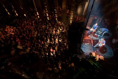 Falter 30 years Attwenger in concert